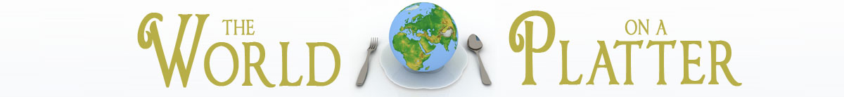 The World on a Platter