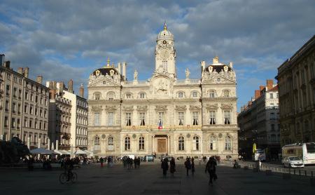 Hotel de ville, Lyon
