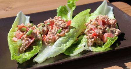 Andalusian Tuna Salad