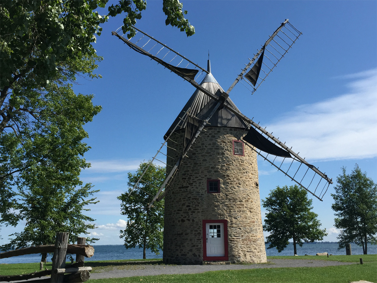 Pointe du moulin, Ile Perrot, Quebec