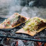 salmon cedar plank