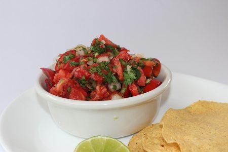 Pico de Gallo - Traditional Mexican Salsa