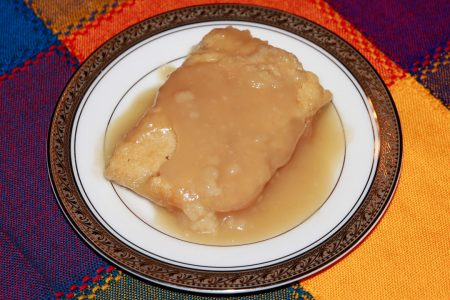 Pouding Chomeur (Poor Man's Pudding)