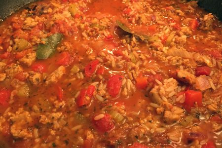 Jambalaya and the Cajun Holy Trinity