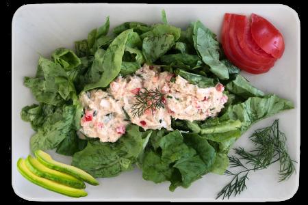 crab salad