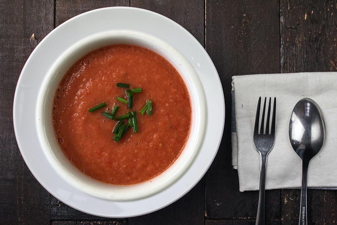 gazpacho bowl