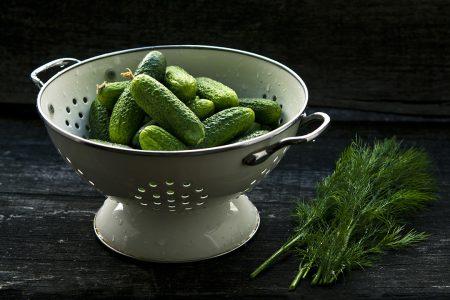 Dill & Garlic Pickles