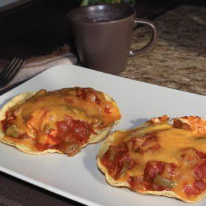 ranchero eggs