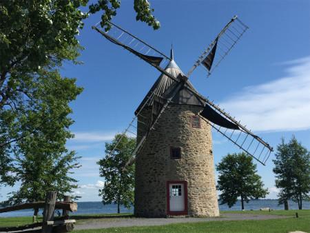 Pointe du moulin, Ile Perrot, Quebec