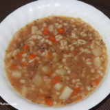 Lamb & Barley Scotch Broth