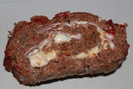 Sicilian Stuffed Meat Roll