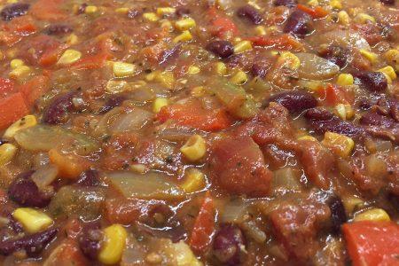 vegetarian chile