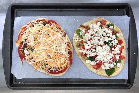 Barbecue Flatbread Pizza