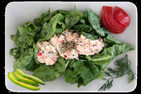 California Crab Salad